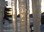 Cell bar-esque icicles