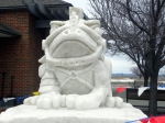 Snow Sculpture 1b