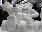 Snow Sculpture 4b