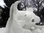 Snow Sculpture 8c