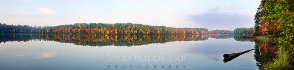 Mocassin Lake pano